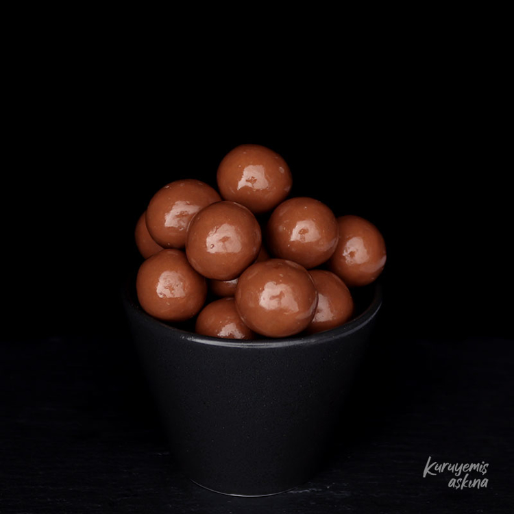 Sütlü Çikolatalı Fındık Draje